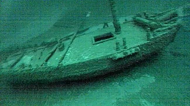 August 24, 2016 – VideoRay Pro 4 Explores Rare 18th Century Sloop Washington Discovered in Lake Ontario
