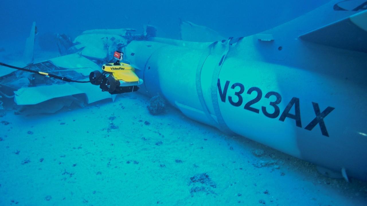 ROV-Inspecting