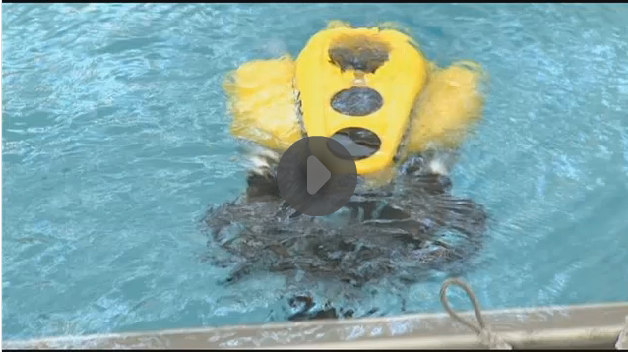 AUGUST 20, 2015 - VideoRay ROV Assists Pennington County Search & Rescue Team with Drowning Victim Recovery (VIDEO)
