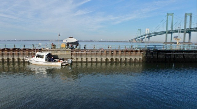 NOVEMBER 2, 2015 - VideoRay ROV Assists Hudson Engineering with Coal Plant Renovations