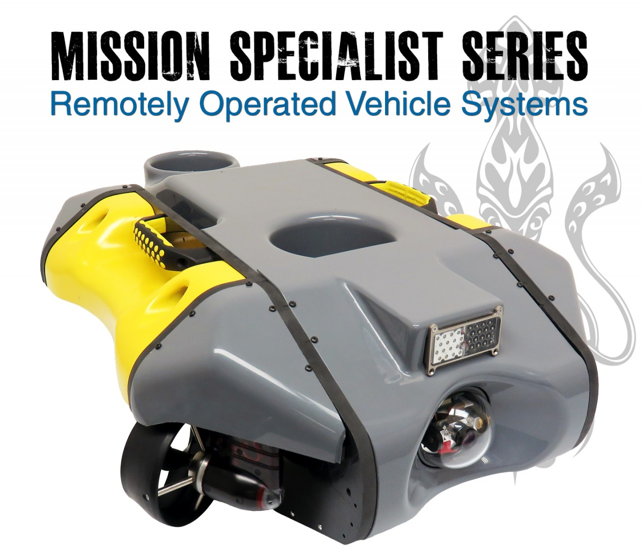FEBRUARY 10, 2016 - eWorkshop: Introducing VideoRay Mission Specialist Series ROVs